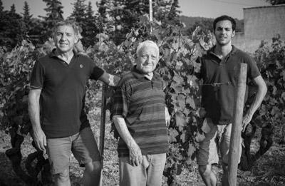Domaine Santa Duc vins des cotes du rhone