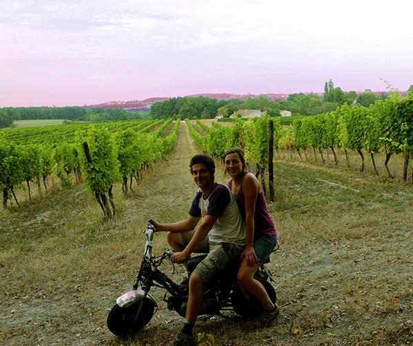 Chateau-Lestignac–Camille-&-Mathias-Marquet