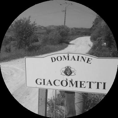 Domaine de Giacometti